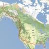 Alaska 2009 route