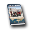 """Life on 2 Wheels"" paperback"