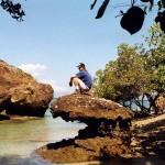 Isle of Komodo. Indonesia.