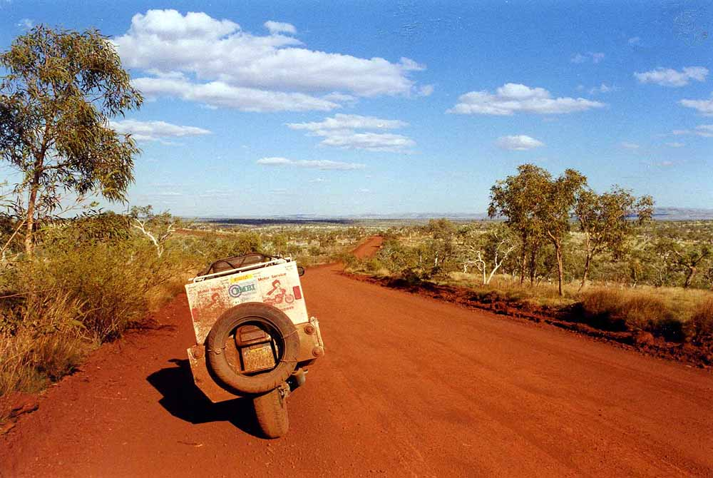 Close to the Weano Gorge. Western Australia.
