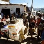 Village north of Maychew. Ethiopia.