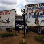 Lusaka. Zambia.