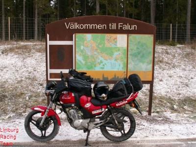 Noordkaap '06 Reisverhaal Marcus