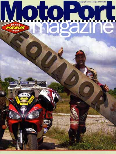 Sjaak cover 2001