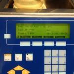 Testing at which temperature the oil solidifies (pour point) ••• Testen bij welke temperatuur de olie stolt