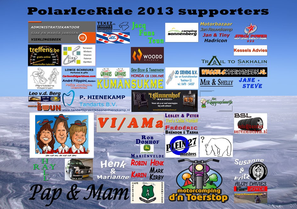 Supporters PIR