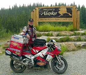 R1. Welcome to Alaska