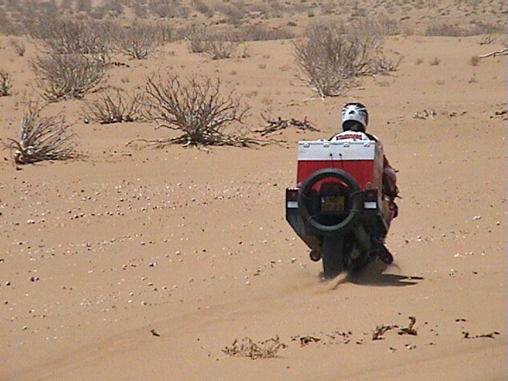 Sahara. Africa
