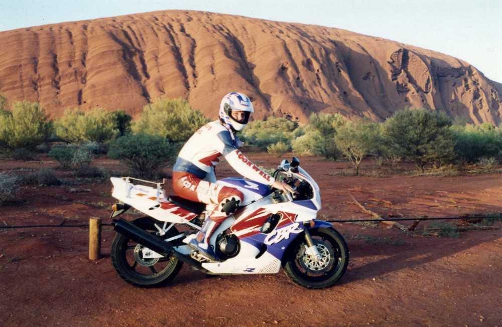 Australië, Ayers Rock