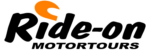 Logo Ride-on Motortours-site