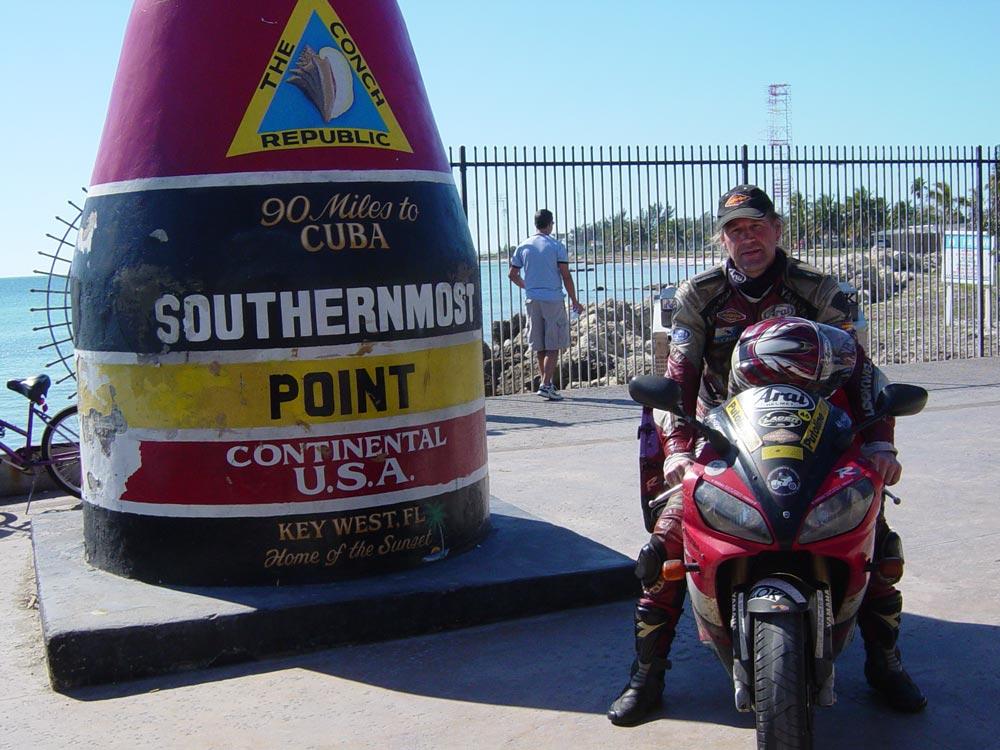 Meest zuidelijke punt, Key West, Florida