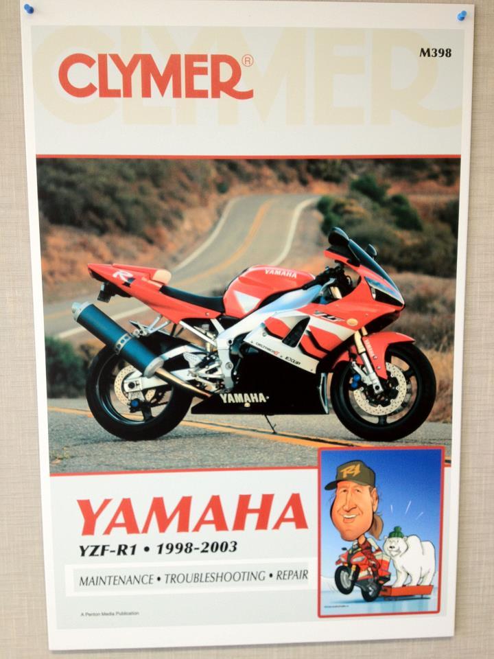PIR Clymer poster