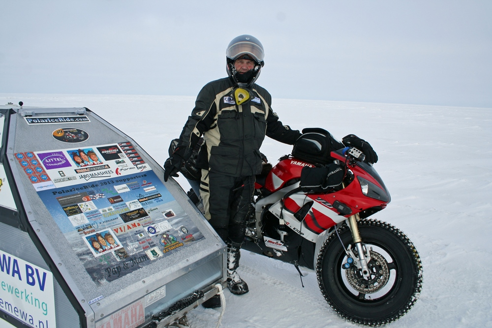 PolarIceRide Supporters