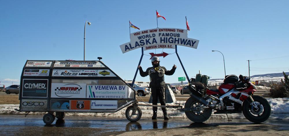 PIR Alaska Highway