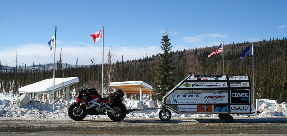 PIR Border USA-Canada
