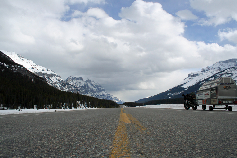 PIR From Jasper to Lake Louise