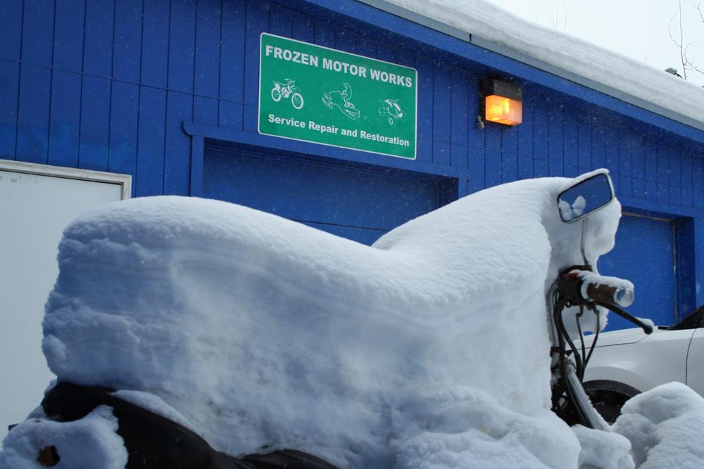 PIR Frozen Motor Works