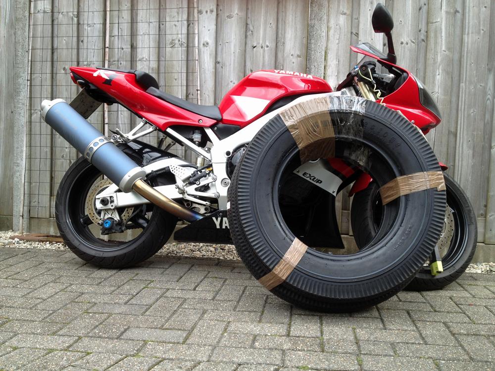 PIR-Tyres arrived