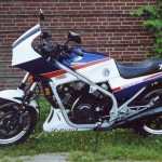 Honda VF 750F Interceptor