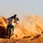 Dakar Motorcycle