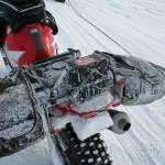 Odyssey battery during the 2013 Polar Ice Ride ••• Odyssey-accu tijdens de 2013 Poolijsrit