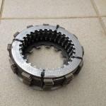 Set of clutch and friction plates ••• Set koppeling- en frictieplaten