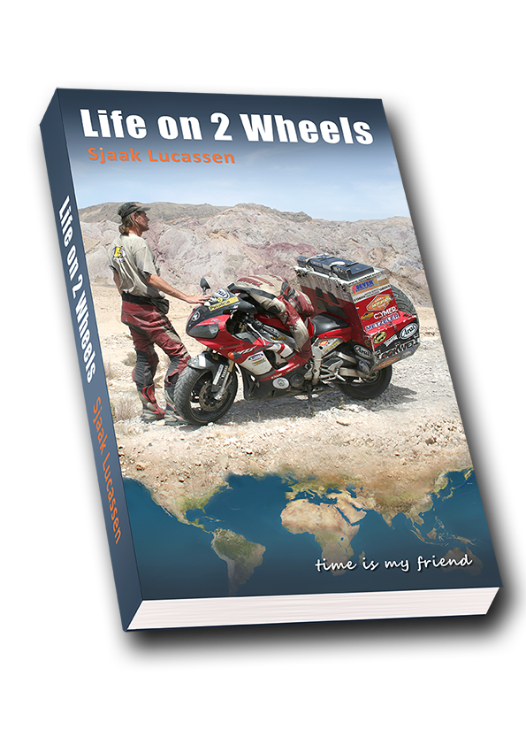 • Life on 2 Wheels_Paperback •