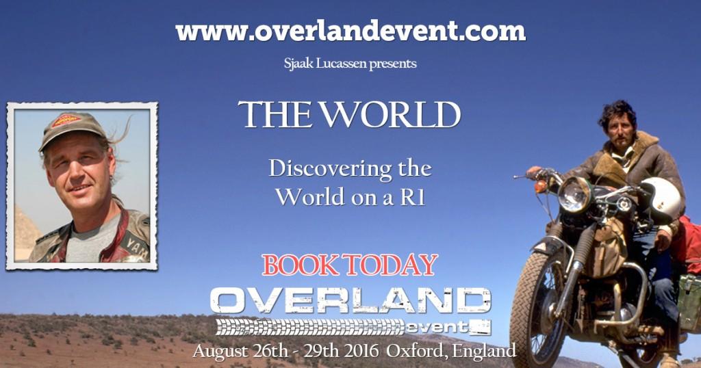 2016 26-29 August OverlandEvent