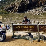 Cape of Good Hope. South Africa.