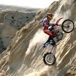 Hill Climb Motorcycle
